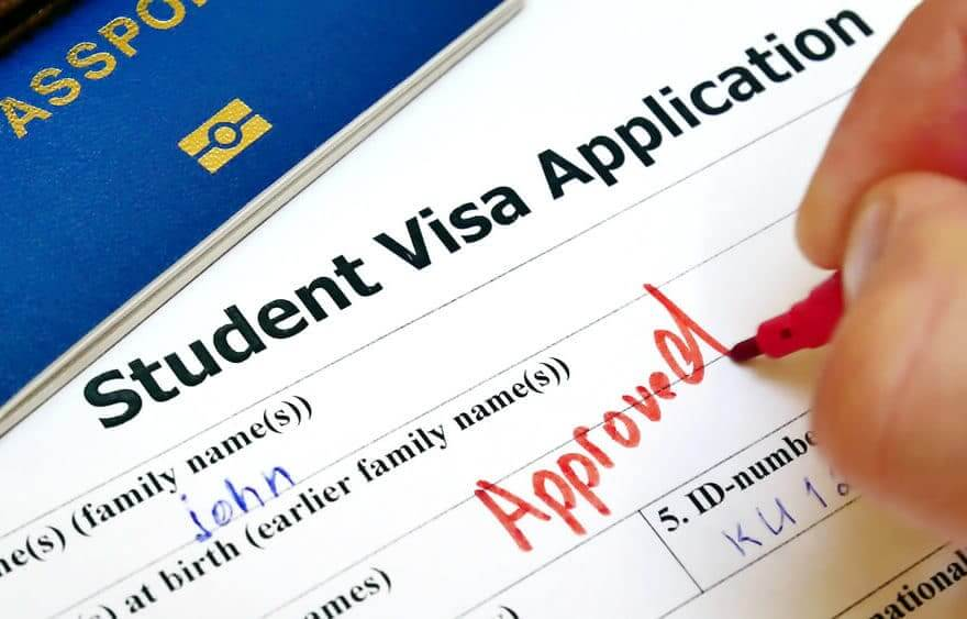 requirements to get student visa